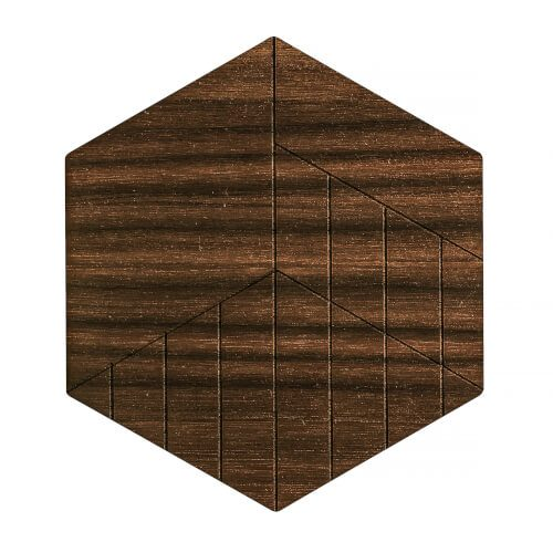MonoGraphic Walnut Engraved