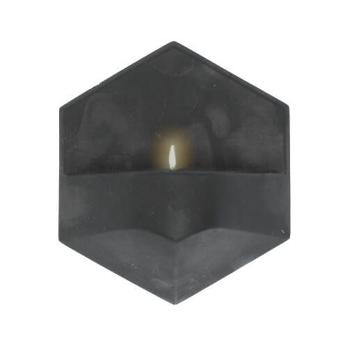 MonoFlame Concrete Black