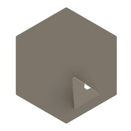 MonoHook Stone Grey